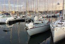Bretagna: sailing and travel