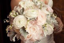 Свадебный букет Св Дарьи