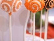 Orange Wedding Theme J+P / Wedding inspiration for one of our brides, the theme colors are a soft orange with white trim.