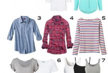 Clothes: Tops / Clothing, women, tops, shirts, tank-tops, blouses, sweaters, cardigans, shrugs, hoodies, sweatshirts...