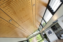 House ideas / Ply ceiling