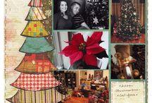 Scrapbook - vánoce