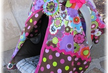carseat tent / by Joanie Benninghofen Carter