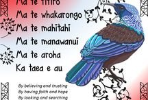 Maori resources for kindy