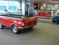 Bilard  car furniture billard /  car furniture billard