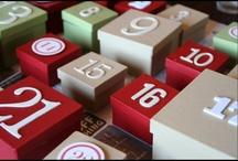 Адвент календарь и упаковка подарков