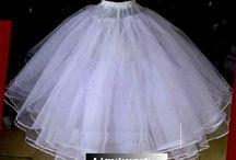 Bridal petticoats