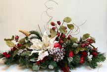 Aranžovanie-Vianoce