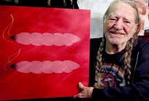 Willie Nelson is Awesome / by Patti Lounibos