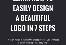 Branding / Brand identity and design tips for creative entrepreneurs, bloggers, and online business owners. Branding inspiration for logos, colors, and typography.