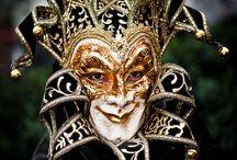 masks / by Victoria Stein Grosso