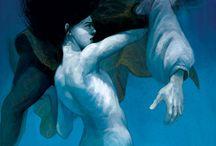 siren & the sea / by Kanika Stanback