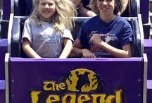 Legend Roller Coaster