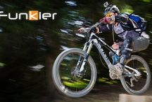 Riding Wild & Free - Funkier's MTB Clothing Line / Limitless in possibilities, take your adventure off road with Funkier cycling gear.