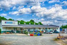 Pittsboro North Carolina in HDR / Amazing HDR images of Pittsboro North Carolina