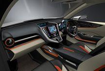 Subaru VIZIV Concept 2015