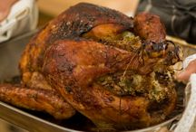 Let's Talk Turkey / Roast turkey recipes for Thanksgiving...with a twist!