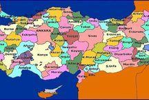 Türkiye -Dünya şablon
