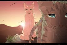 Nice Warrior Cats drawings