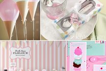 Ice Cream Social Party Inspiration / Ice Cream Social Party Inspiration / by Christy of Itsy Belle