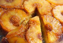 Pâtisseries / Cakes, tartes, gâteaux sucrés