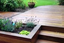 Decking and wood ideas