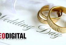 Видеозаснемане на сватби и корпоративни събития
