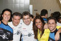 Desafío Solidario 2013 / Partido de fútbol solidario entre los Amigos de Rafa Guerrero y los Amigos de David Bustamante en León.
