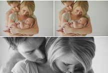 Lifestyle Newborn Portraits / by Sonya Ruth