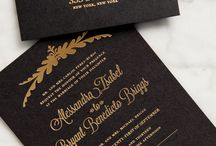 The Bowery Hotel Stationery / wedding of a life time!