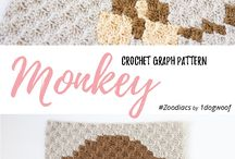 crochet graphghans