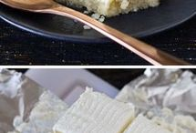 Vanilla bean cheese cake