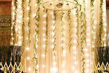 INDOOR - Wedding Stage ideas