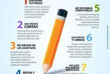 tips para la escritura