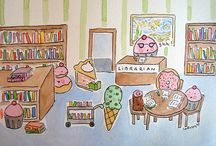 The very hungry caterpillar / Sweet and savoury literary eats / by Melli R