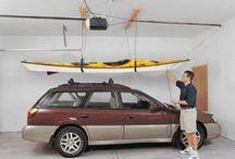 """Canoe """"hardware"""" ideas"""