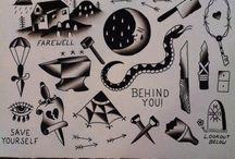 tattoo trad