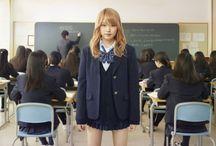Arimura Kasumi 有村架純 / Arimura Kasumi  有村架純 Japanese actress, born in 1993.