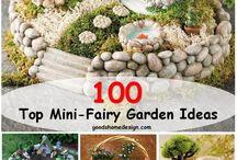 Fairy Garden Design Ideas