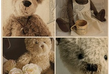 Teddy Bears new and old