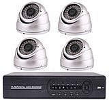 IP/Hybrid Camera Packages / IP & Hybrid Camera systems offer a mix of the best technologies to provide you with the outstanding performance. Our packages allow you to obtain the necessary components in one for a reasonable price.