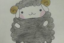My doodle diary