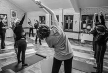 Pilates / Karen's Pilates classes are designed to get your body more able to do the original Pilates moves. It isn't watered down and it isn't just an abs workout.