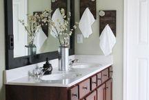 Bathroom / by April Padgett Mendenhall
