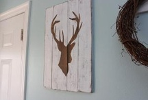 hunting decor