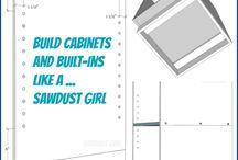 DIY Build-it Tips / by Sonya Hamilton Designs