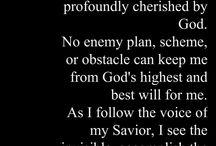 Prayer for Self