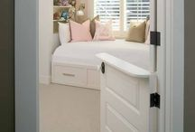 Kids rooms / by Jessica Clifton