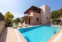 Rethymno Villas to rent - Crete Island / www.upcretevillas.com