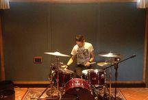 Sam - Drums / Jolly Rox - Drums